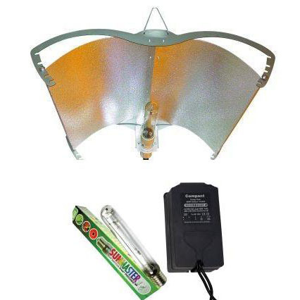 Maxibright Compact Mantis Grow Light - Magnetic Compact Grow Lights
