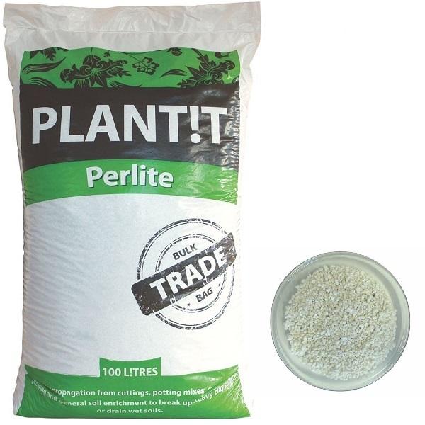 PLANT!T Perlite - Clay Pebbles, Perlite etc