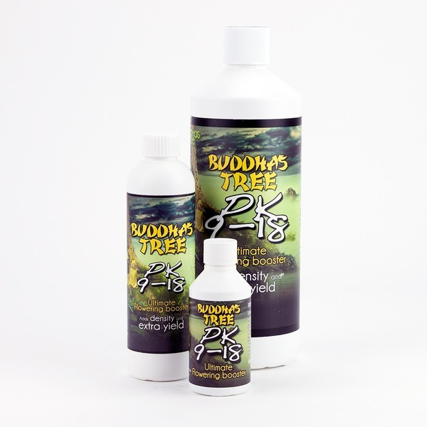 Buddhas Tree PK 9-18  250ml - Plant Enhancers (Bloom)